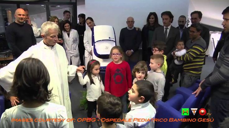 Oncologia Oculare: al Bambino Gesù una Mini-Cam che cattura l'immagine d...