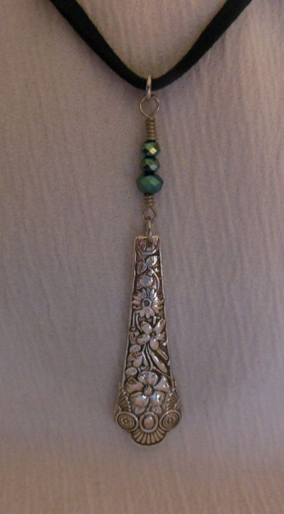 Antique Sterling Silver Spoon