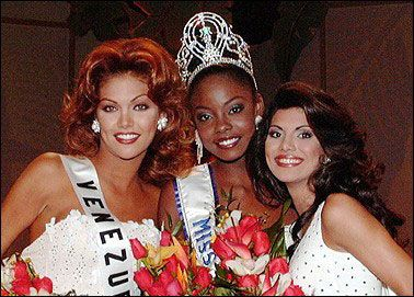 Wendy Fitzwilliam - Trinidad and Tobago - Miss Universe 1998