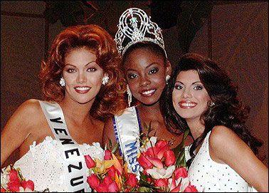 Wendy Fitzwilliam - Trinidad and Tobago - Miss Universe 1998