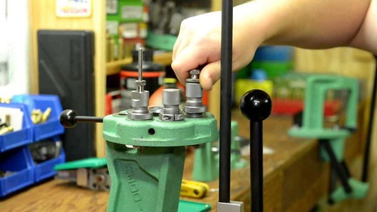 How To Episode 5: Reloading 9mm Ammunition