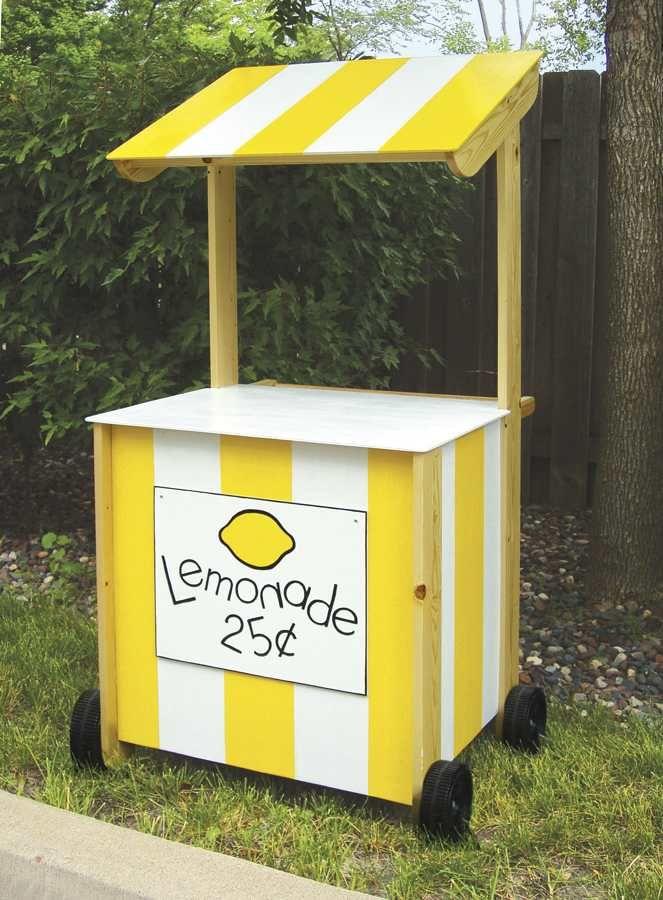 A Sample Lemonade Stand Business Plan Template