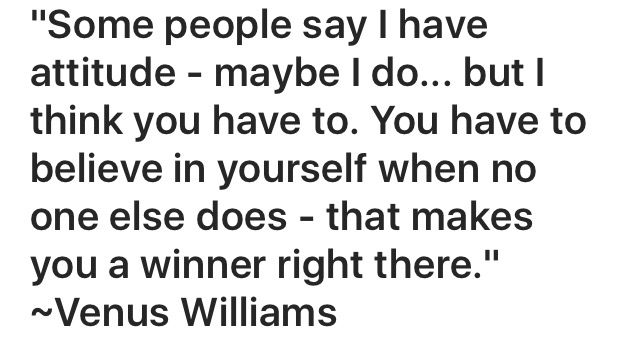 Venus Ebony Starr Williams is an American professional tennis player, who is a former World No. 1 and is ranked World No. 6 in singles as of July 25, 2016. Wikipedia Height: 6′ 1″ Siblings: Serena Williams, Yetunde Price, Isha Price, Lyndrea Price, Dylan Starr Williams, Richard Williams III