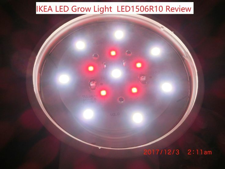 ikea sell the led grow light bulb would you want to buy this one we are going to tear down the ikea led grow light bulb to take a look inside - Lampe Pour Faire Pousser