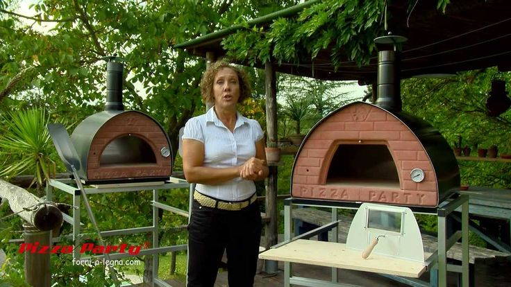 How to build the best mobile wood fired pizza oven - the chimney of the ...