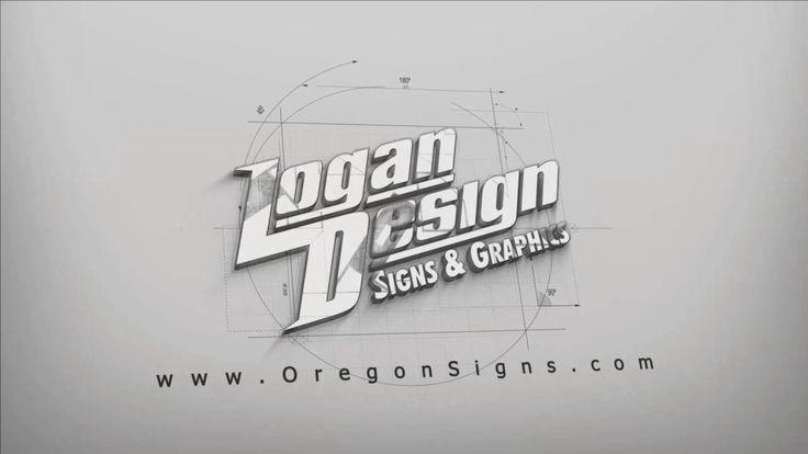 Custom Car Stickers   Logan Design   (541) 474-7127 http://youtu.be/GoarS45hp6s