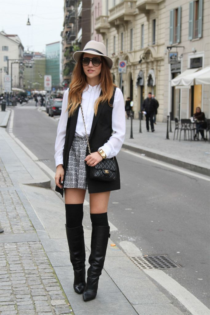 20 Ways to Dress Like a Schoolgirl Without Looking Like a TotalCliché | StyleCaster: