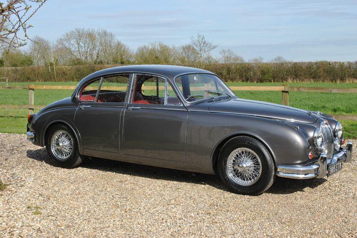 (DEPOSIT TAKEN) Jaguar Mk2 1961 3.4 Manual with overdrive ...