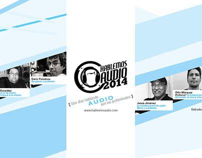 "Check out new work on my @Behance portfolio: ""Hablemos Audio 2014 | Digital Marketing"" http://be.net/gallery/37803667/Hablemos-Audio-2014-Digital-Marketing"