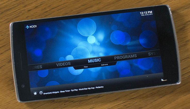 nice XBMC's Kodi media player officially hits the Play Store