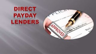 Income Tax Advances: Our Direct Payday Lenders Are Knocking The Bank Ou...