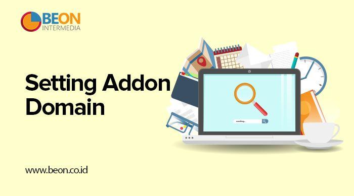 Setting Addon Domain