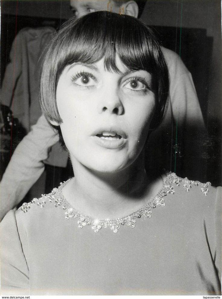 Photo Années 70 - Mireille Mathieu - Célébrités