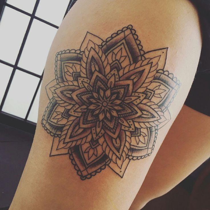 17 Best Ideas About Upper Thigh Tattoos On Pinterest