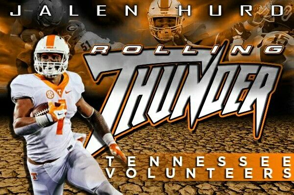 Rolling Thunder Jalen Hurd!