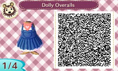 Cute overall dress | Animal Crossing | Pinterest | Posts ...