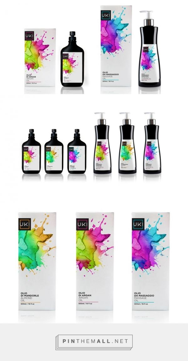 Packaging and branding for UKI via The Dieline - Branding & Packaging by QNC creative curated by Packaging Diva PD. Expanded to include various new brands in the same category and developed spin-offs through a number of interesting partnerships with artists, designers and fashion houses.