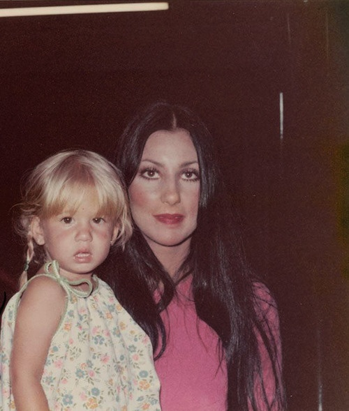 Cher and Chastity  ~
