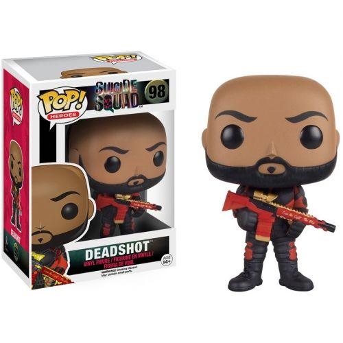 Pop! Suicide Squad - Deadshot (no mask)
