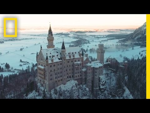 National Geographic: Soar Above a Fairytale World in This 2-Minute Drone Video | Short Film Showcase