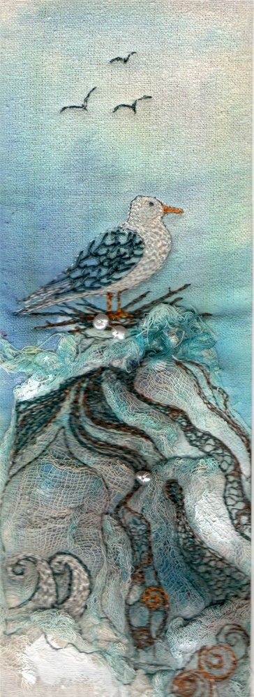 Alexandra Waylett Textile Artist - Gallery                                                                                                                                                      More