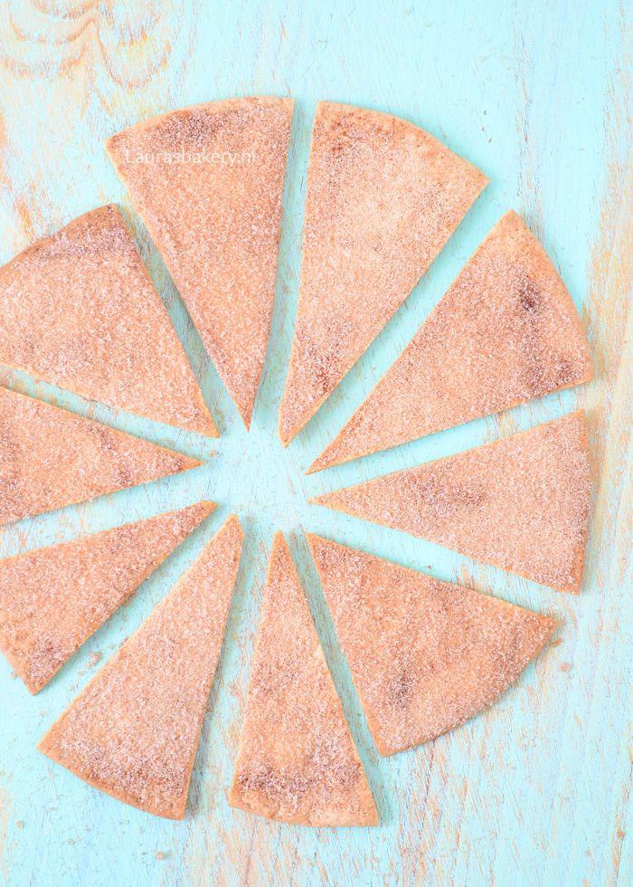 Kaneel tortilla chips - Laura's Bakery