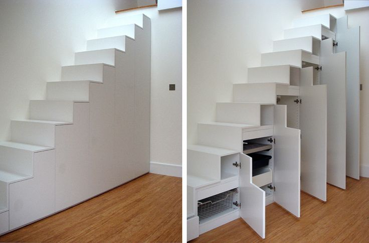 If I had stairs, I would do something like this with them!! By MRKTX architects :)