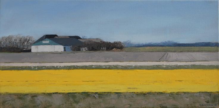 Narcissen Texel (30 x 60 cm)
