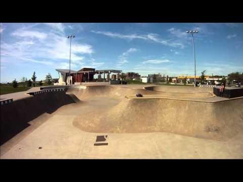 HPI Savage Flux Skate Park Bash