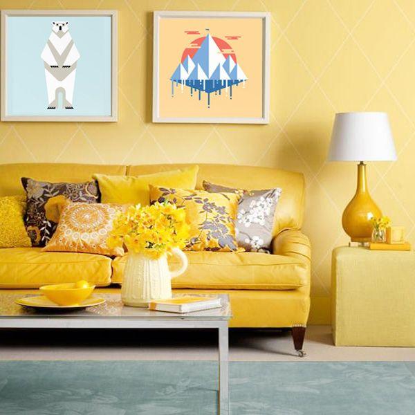Mustard Yellow Kitchen Decor: 10 Best Ideas About Mustard Yellow Decor On Pinterest