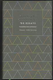 De essays van Montaigne zijn de eerste en nog steeds rijkste, persoonlijkste en beroemdste bundeling van essays in de wereldliteratuur. De auteur stelt op zeer beeldende en levendige wijze essentiële levensvragen aan de orde, over de dood, vriendschap, erotiek, wijsheid, angst, hartstocht en godsdienst.