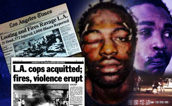 Only One Thing Has Changed Since the LAPD Was Caught On Video Brutally Beating Rodney King