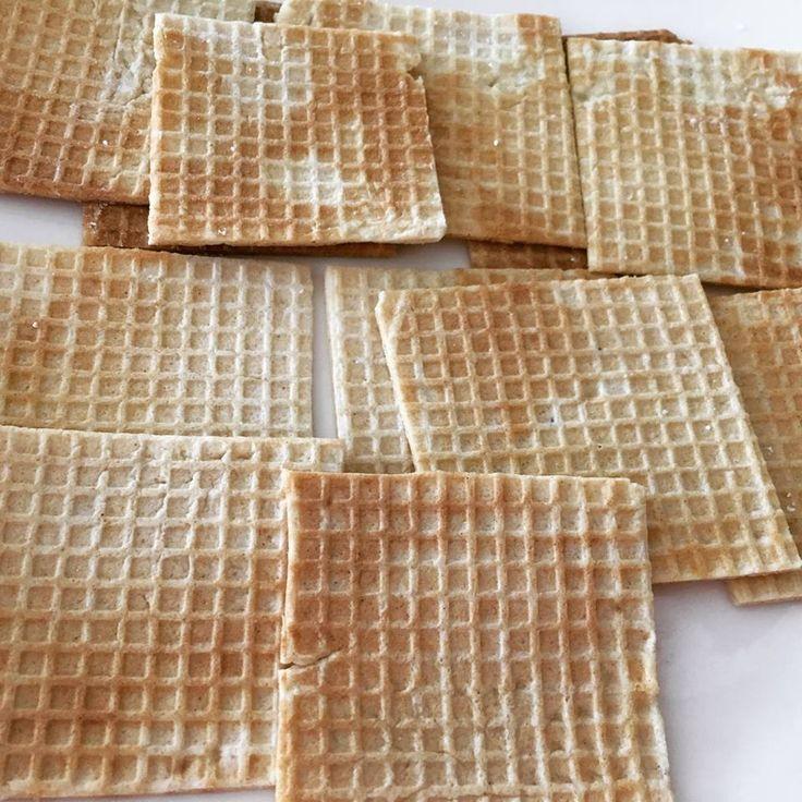 Éhezésmentes karcsúság Szafival - Szénhidrátcsökkentett csokis-mogyorós ostyaszelet (gluténmentes, tejmentes, hozzáadott cukortól mentes, szójamentes)