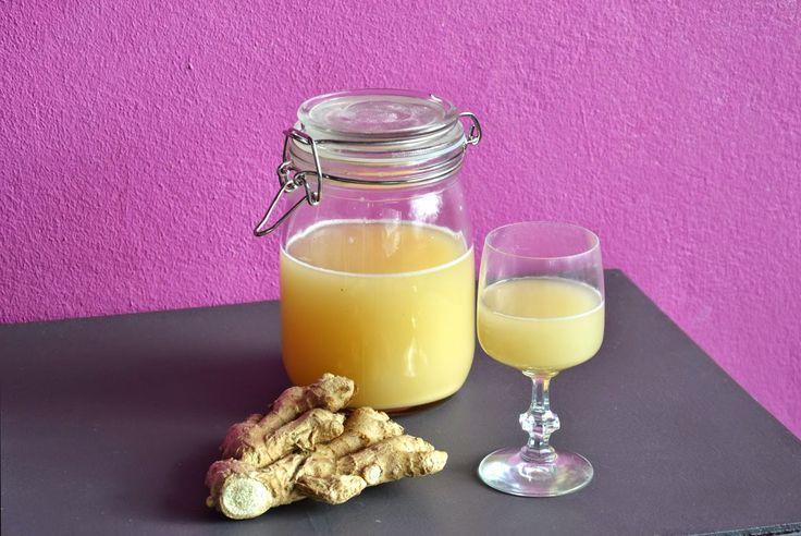 la ginger beer ou bière au gingembre- Comment faire sa propre bière au gingembre? (sans alcool) http://lesamoursperissables.blogspot.com/2015/01/la-ginger-beer-ou-biere-au-gingembre.html