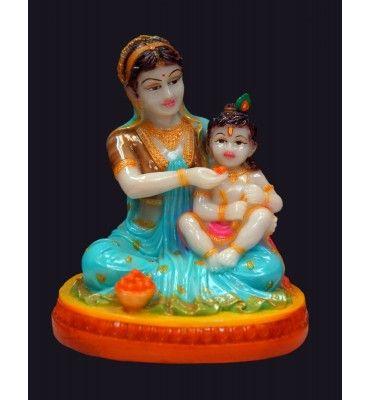 YASHODA KRISHNA Statue in 900 Rs. Looking For Statue Of J radha-krishna  Statue