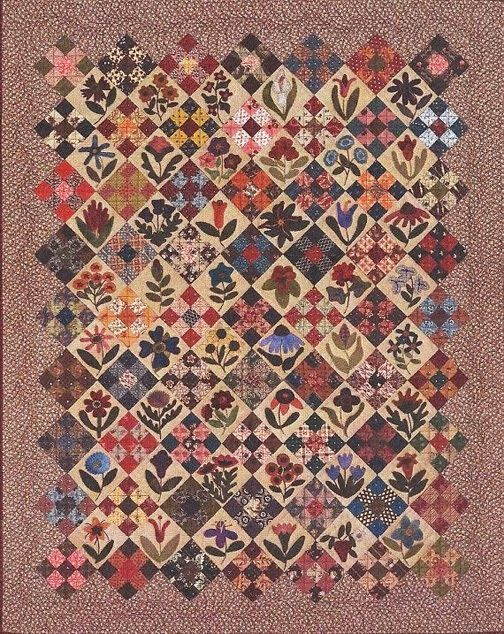 18 best Awesome Designs of Lisa Bongean images on Pinterest ... : cotton warp quilt - Adamdwight.com