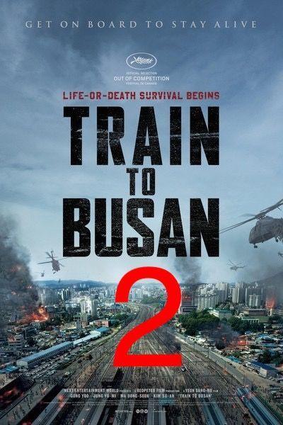 Train To Busan 2 (2019) | Train To Busan Movie, Upcoming