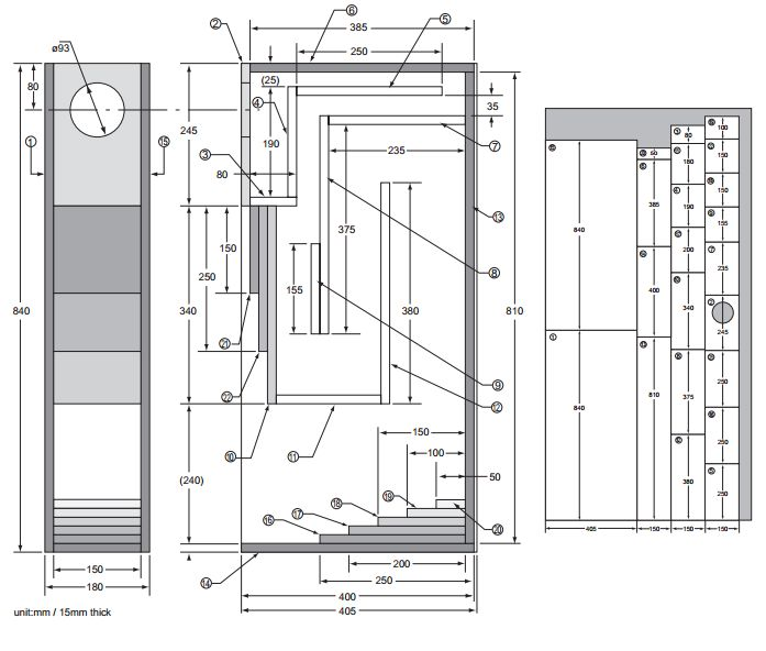 die besten 25 kompaktlautsprecher ideen auf pinterest. Black Bedroom Furniture Sets. Home Design Ideas