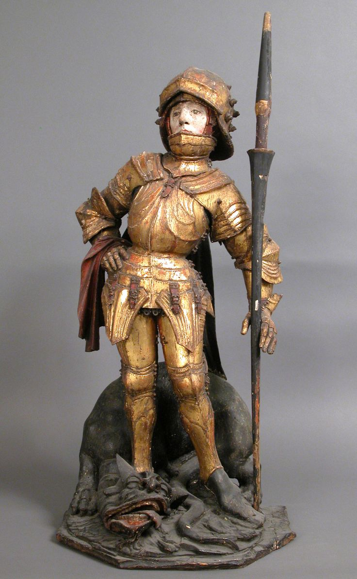 Saint George and the Dragon | South German | The Metropolitan Museum of Art