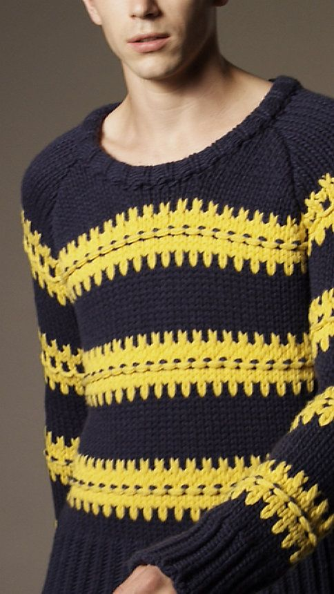 A rad sweater by Burberry Brit that would look lovely on my Blackpool Brit!