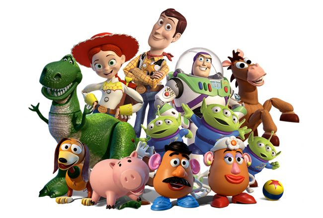 One of my all time favorites the Toy Story franchise.