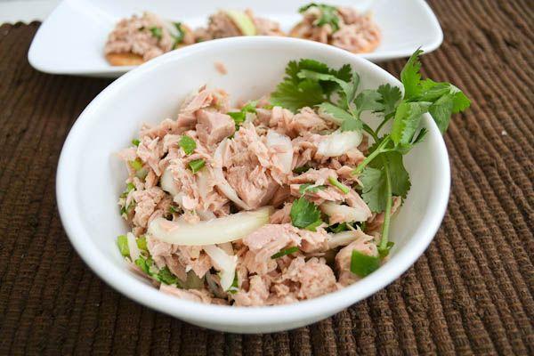 Thai Tuna Salad | Summer days | Pinterest