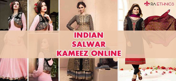 Indian Salwar kameez have been one of the most humble piece of clothes for Indian women. The salwar kameez is pefect for the environment as well as maintaining the modesty of an Indian woman. With time salwar kameez have evolved a long and there are different types of salwars available for different occasion.