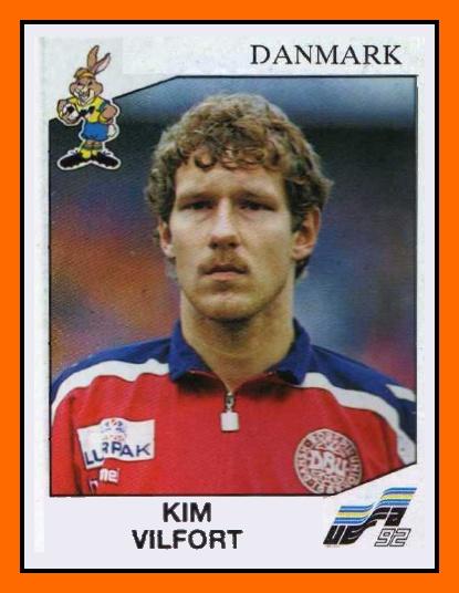 Kim Vilfort - Denmark