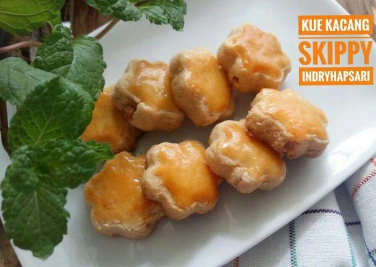 Resep Kue Kacang Skippy Chunky Oleh Indry Hapsari