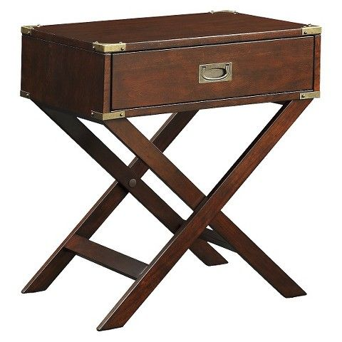 target accent table espresso 2