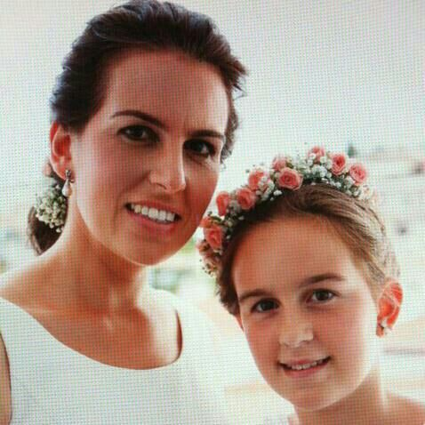 Mi boda con mi hija!