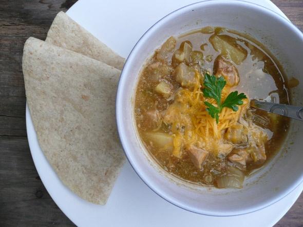 Green Chile Pork Stew   Recipes to Try - Crock Pot   Pinterest   Pork ...