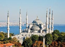 Meczet, Istambuł, Turcja