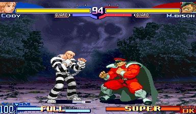 "dnopls: ""  Street Fighter Alpha 3 